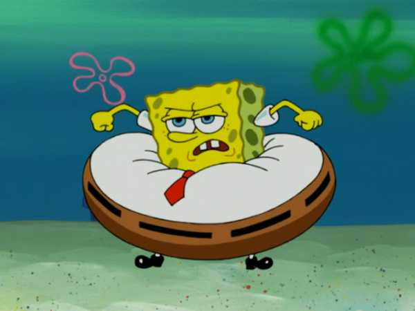 "SpongeBob SquarePants: ""Pants Emergency"""