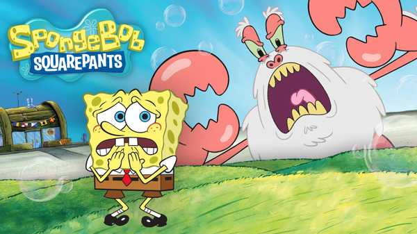 "SpongeBob SquarePants: ""Yeti Krabs/Kenny the Cat"""