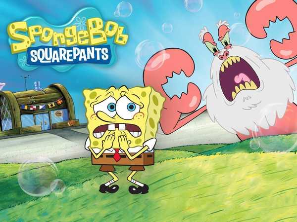 "SpongeBob SquarePants: ""Yeti Krabs/Kenny the Cat"""