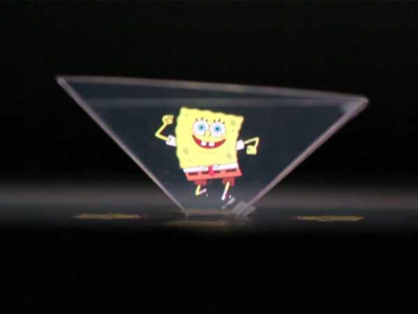SpongeBob SquarePants: Hologram Dance!