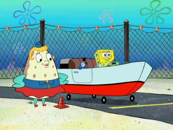 "SpongeBob SquarePants: ""Let's Roll"""