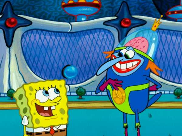 "SpongeBob SquarePants: ""Lord Royal Highness"""