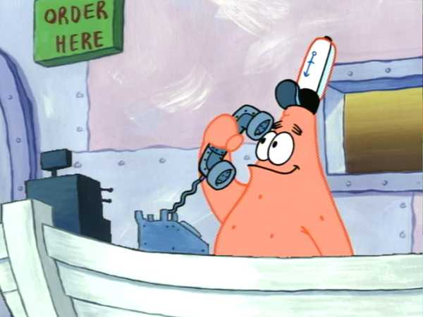 "SpongeBob SquarePants: ""Is This the Krusy Krab?"""