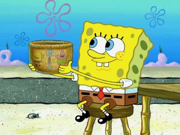 "SpongeBob SquarePants: ""Arts and Crafts"""