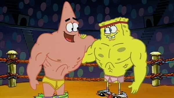 "SpongeBob SquarePants: ""BFF Scramble"""