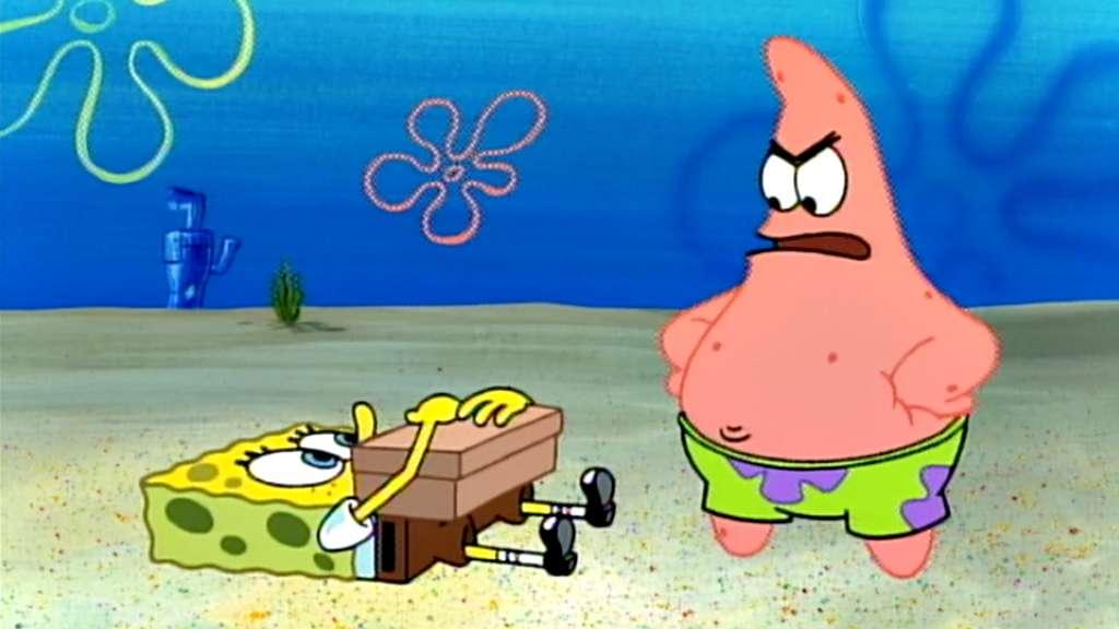 spongebob squarepants dentist appointment