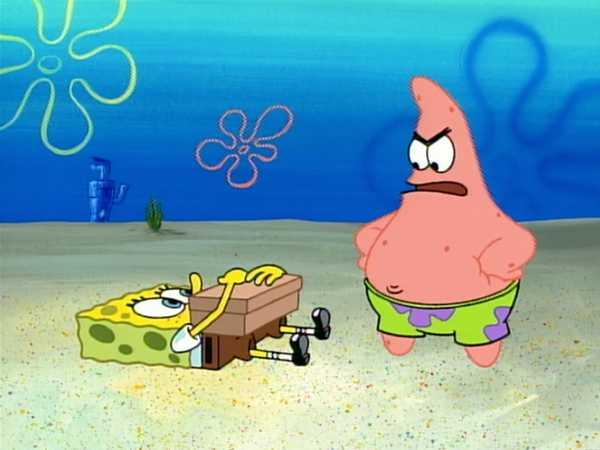 "SpongeBob SquarePants: ""Secret Box"""