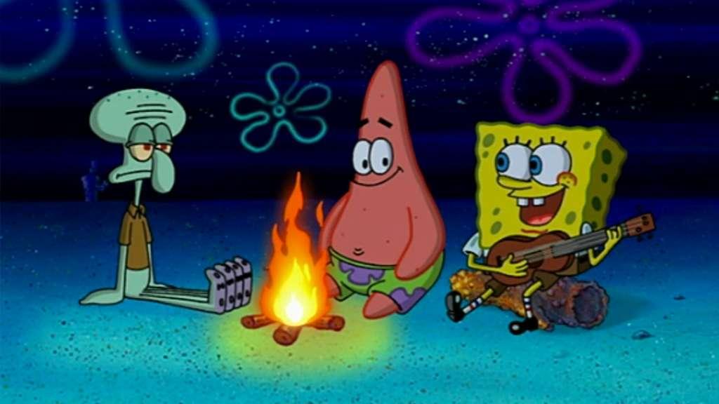 "SpongeBob SquarePants: ""Campfire Song Song"""