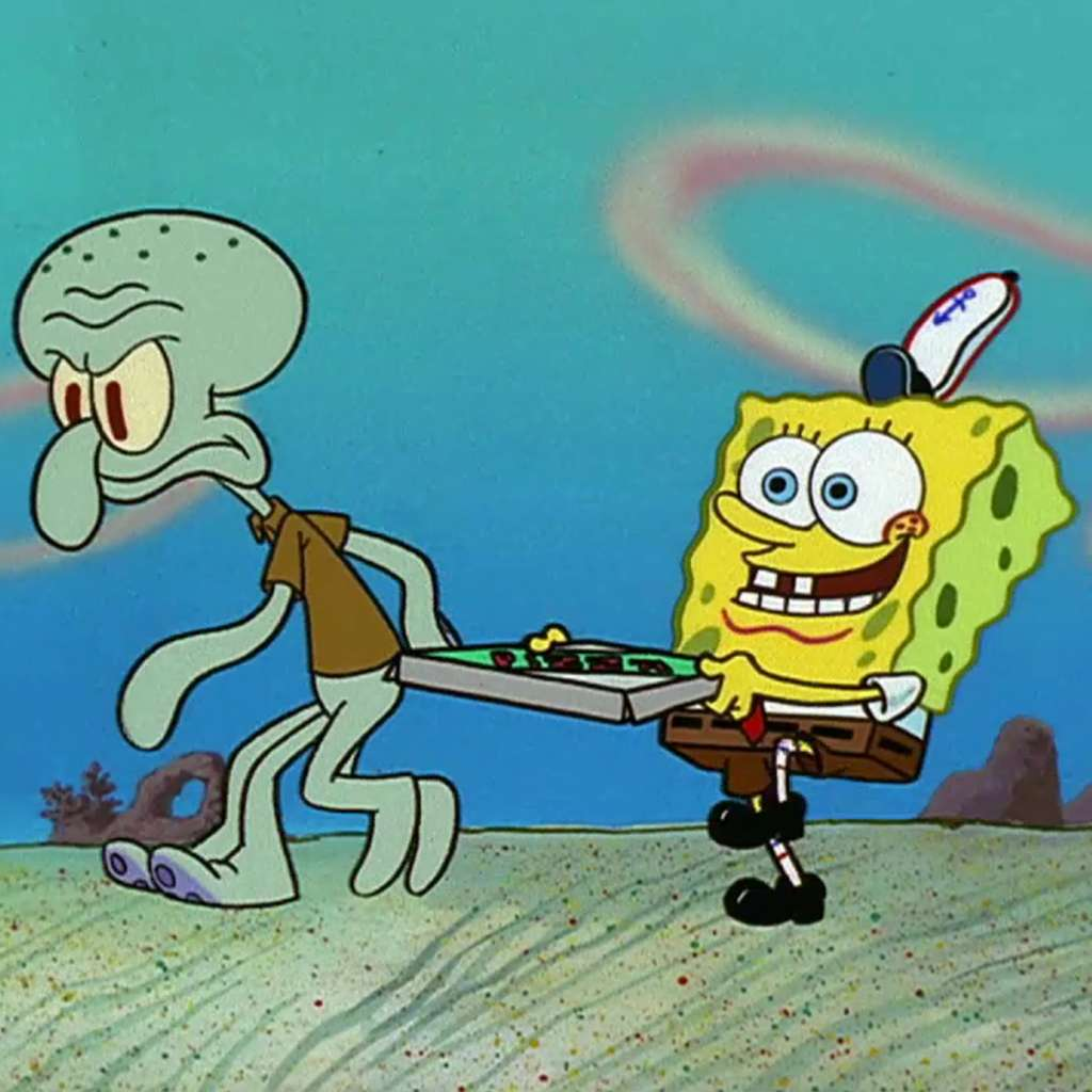 "SpongeBob SquarePants: ""Krusty Krab Pizza"""