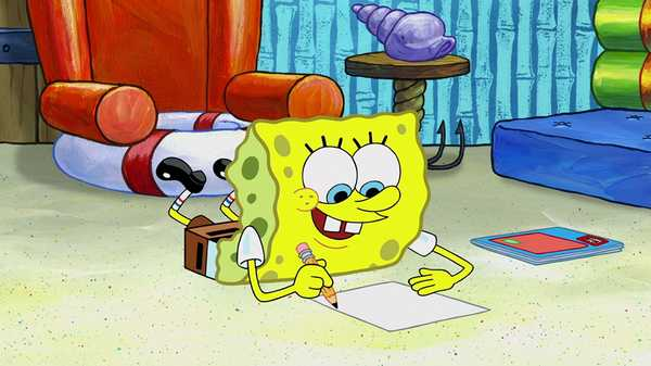 "SpongeBob SquarePants: ""The Pen Pal"""