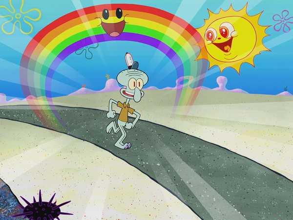 "SpongeBob SquarePants: ""Squidward, Life Coach"""