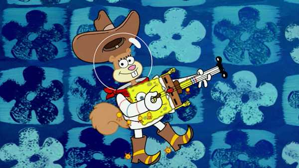 "SpongeBob SquarePants: ""Squirrel Appreciation"""