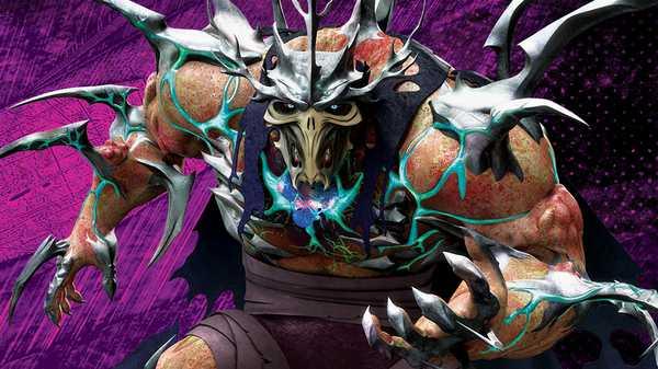 Teenage mutant ninja turtles shredder face - photo#26