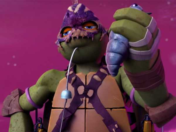 "Teenage Mutant Ninja Turtles: ""Mikey the Genius"""