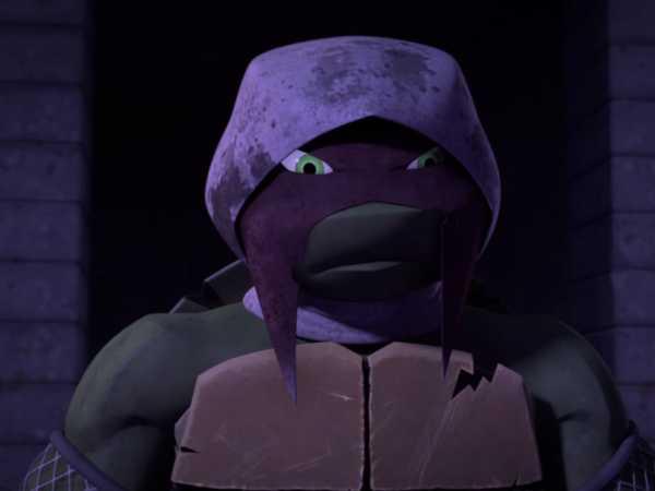 """Teenage Mutant Ninja Turtles: """"Dinosaur in Sewers: The Beast Below"""""""