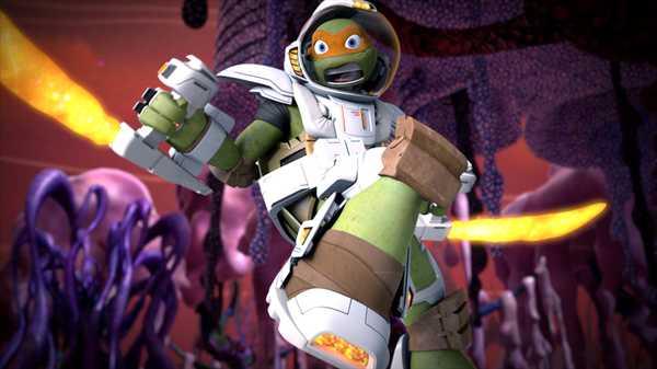 """Teenage Mutant Ninja Turtles: """"Riddle of the Ancient Aeons"""""""