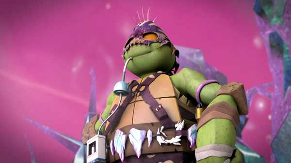 "Teenage Mutant Ninja Turtles: ""Savage Mikey Returns"""