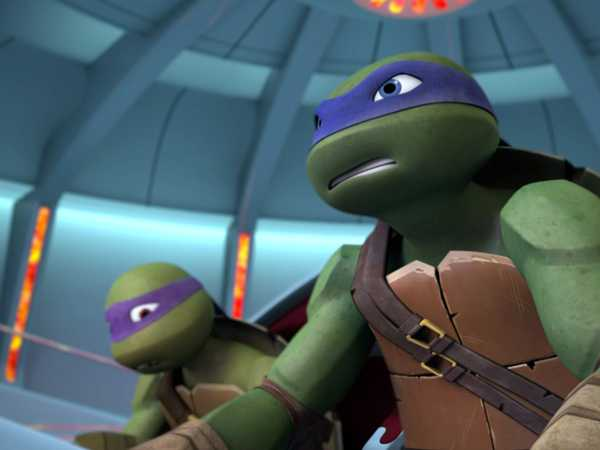 "Teenage Mutant Ninja Turtles: ""Escaping the System"""