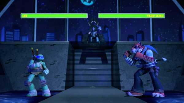 """Teenage Mutant Ninja Turtles: """"Let's Fight!"""""""