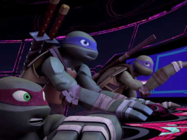 "Teenage Mutant Ninja Turtles: ""Global Annihilation"""