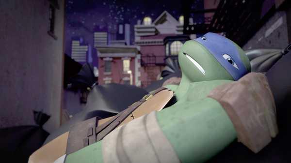 """Teenage Mutant Ninja Turtles: """"Goodbye Turtle"""""""