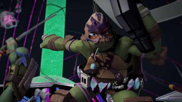 """Teenage Mutant Ninja Turtles: """"Turtles vs Kraang Droids"""""""