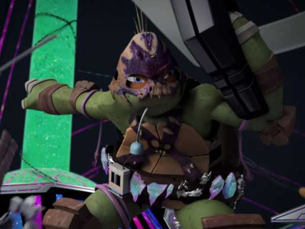 "Teenage Mutant Ninja Turtles: ""Turtles vs Kraang Droids"""