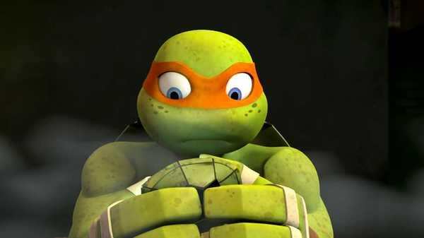 """Teenage Mutant Ninja Turtles: """"Must Eat Pizza"""""""