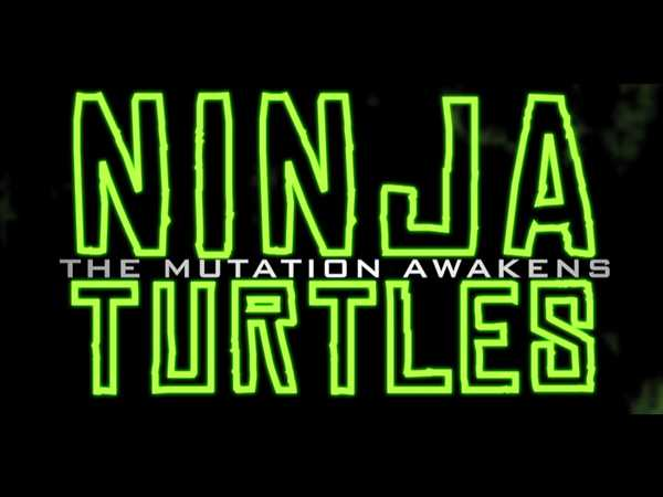 "Teenage Mutant Ninja Turtles: ""The Mutation Awakens"""