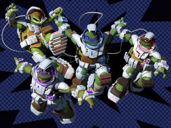 """Teenage Mutant Ninja Turtles: """"New Intro"""""""