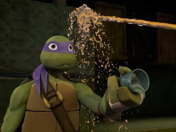 """Teenage Mutant Ninja Turtles: """"Ninja Breakfast"""""""
