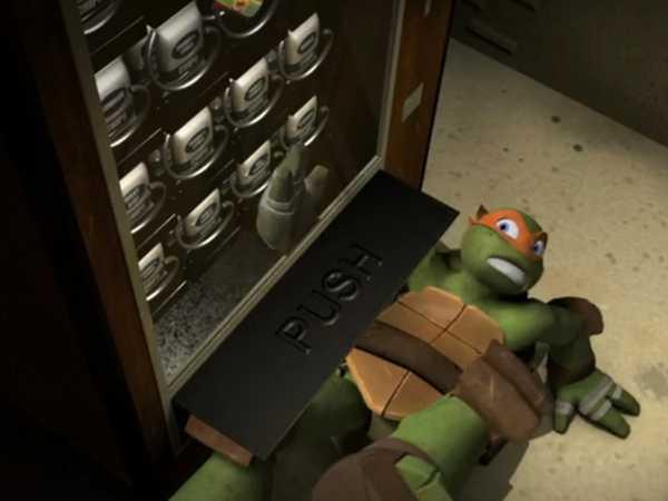 """Teenage Mutant Ninja Turtles: """"Pizzarrito"""""""