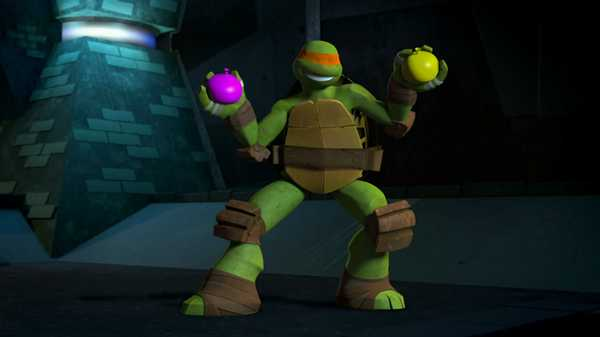 "Teenage Mutant Ninja Turtles: ""Dr Prankenstein"""