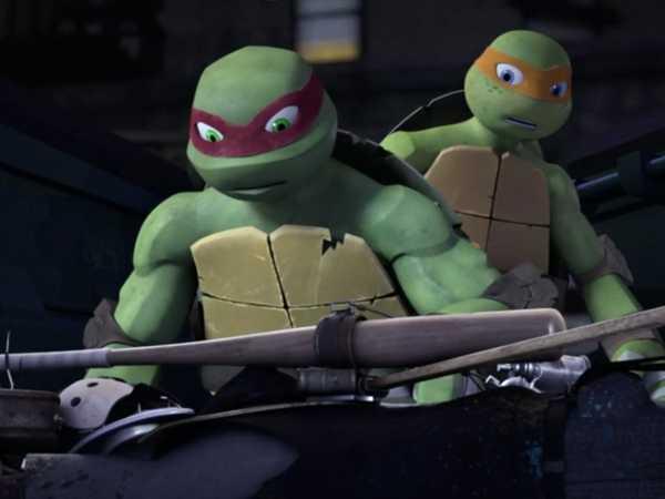 """Teenage Mutant Ninja Turtles: """"Snake Bite"""""""