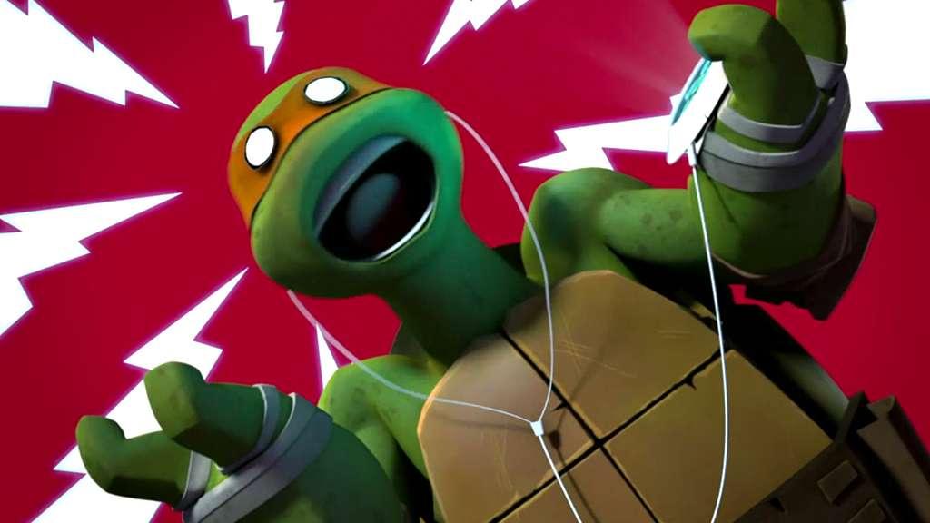 """Teenage Mutant Ninja Turtles: """"Turtle Pod"""""""