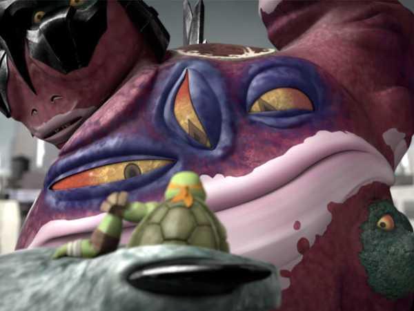 "Teenage Mutant Ninja Turtles: ""The Giant Monster"""