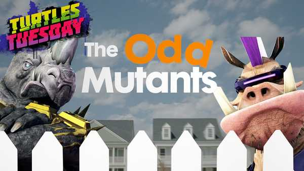 "Teenage Mutant Ninja Turtles: ""The Odd Mutants"""