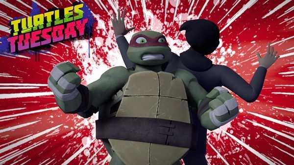 """Teenage Mutant Ninja Turtles: """"The Set Up"""""""