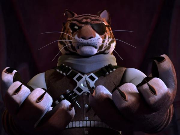 tiger claw machine
