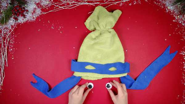"Teenage Mutant Ninja Turtles: ""Winter Hat"""