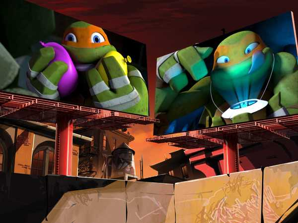 "Teenage Mutant Ninja Turtles: ""Best of Mikey!"""