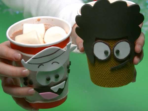 """The Loud House: """"Hot Cocoa Sleeves"""""""