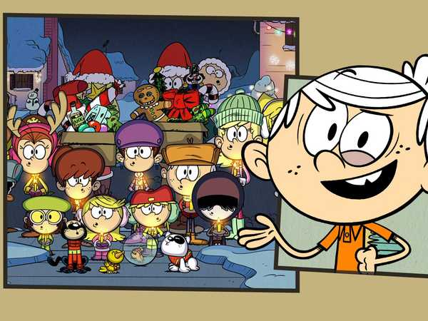 """The Loud House: """"The Best of The Loud House"""""""