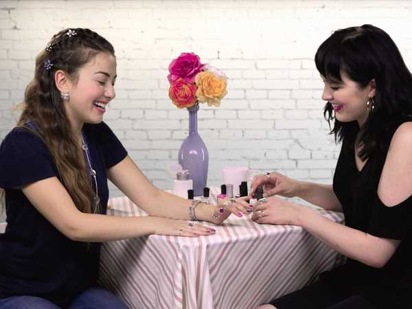 """The Other Kingdom: """"How to Get Fairy Nails"""""""
