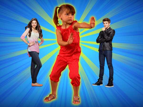 The Thundermans Chloe Thunderman Mit Hillel