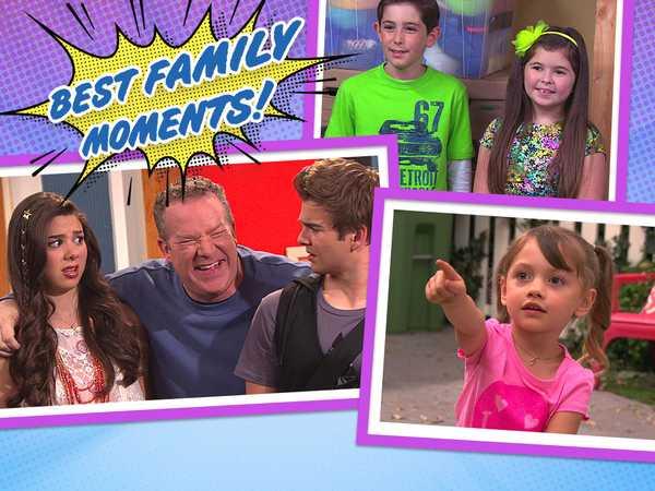Thundermans Best Family Moments!