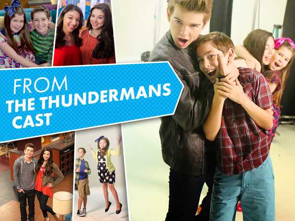 """The Thundermans: """"Diego Spins!"""""""