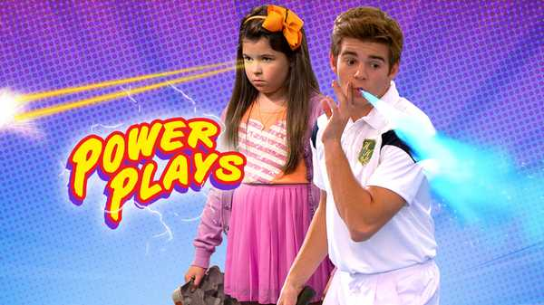"The Thundermans: ""Greatest Super Moves"""
