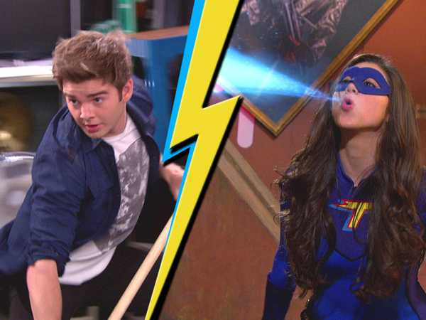 The Thundermans: Stunt Reel