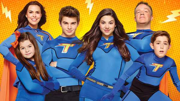 "The Thundermans: ""Extended Theme Song"""
